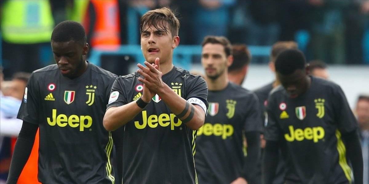 Juventus pierde ante el Spal sin Cristiano Ronaldo