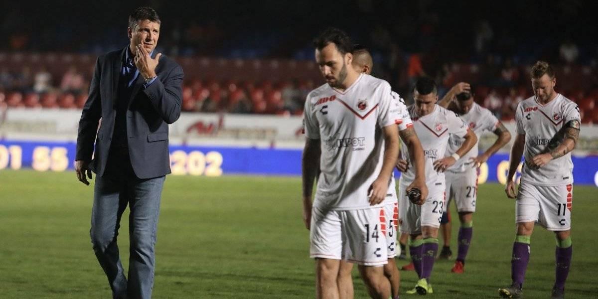 Siboldi renuncia como director técnico del Veracruz