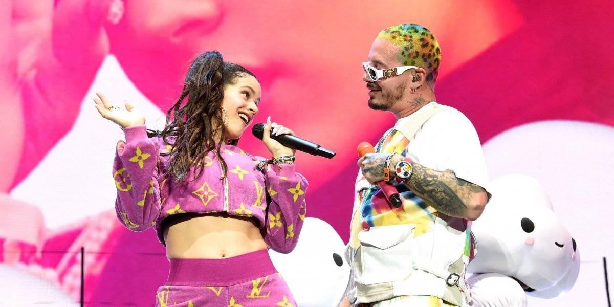 J Balvin enciende el Festival Coachella que por primera vez aceptó reggaetón