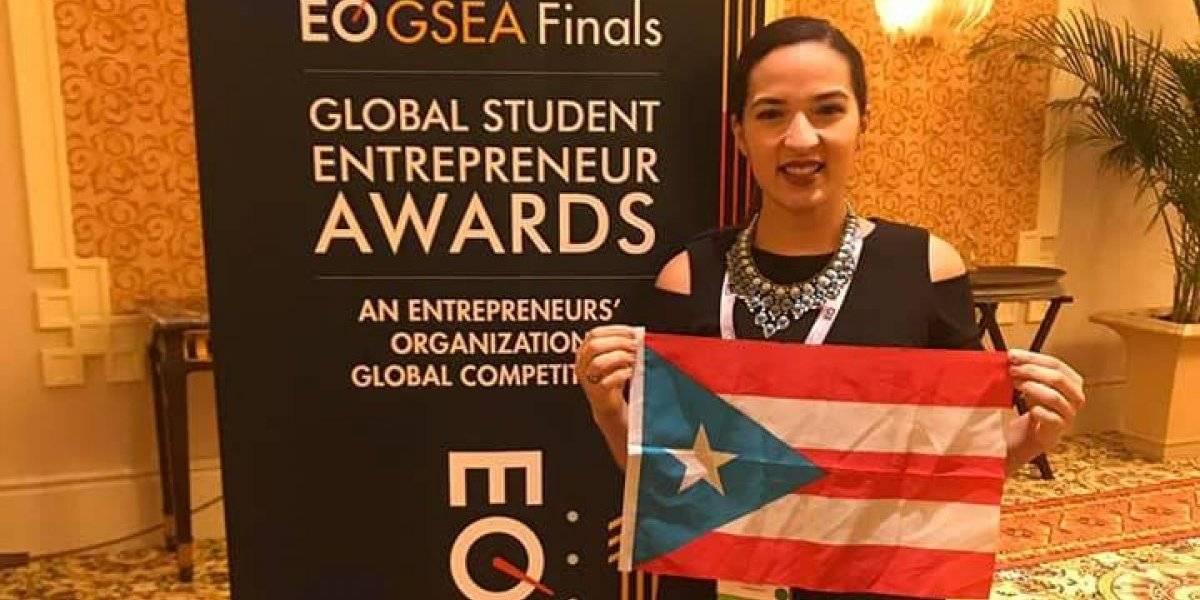 Estudiante boricua gana prestigioso premio por crear aplicación para comunidad sorda