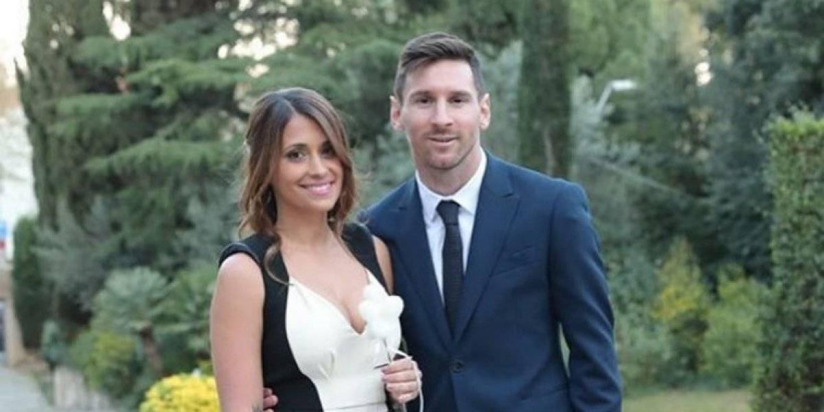 Antonela Roccuzzo revela la adicción que comparte con Lionel Messi