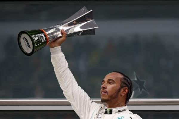 F1 Gran Premio de China- Shanghai: Hamilton se hace de su Gran Premio Favorito