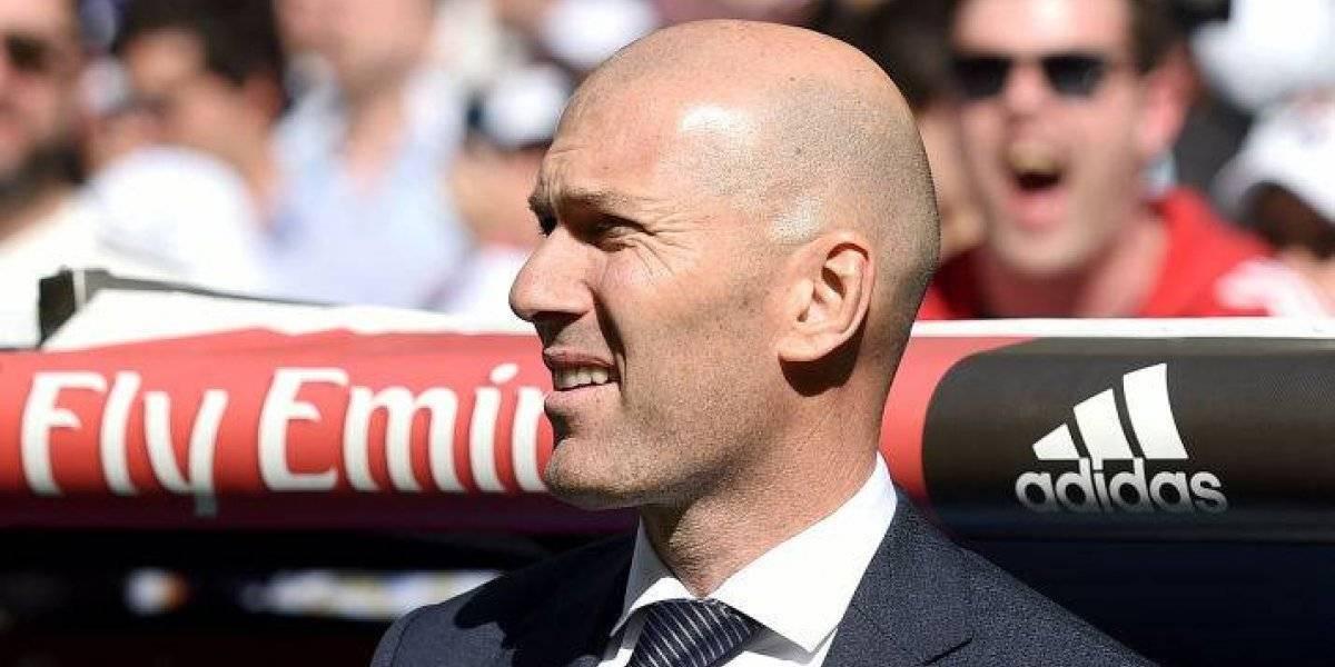 'Aquí hay muchos jugadores que pueden hacer caja': Zidane