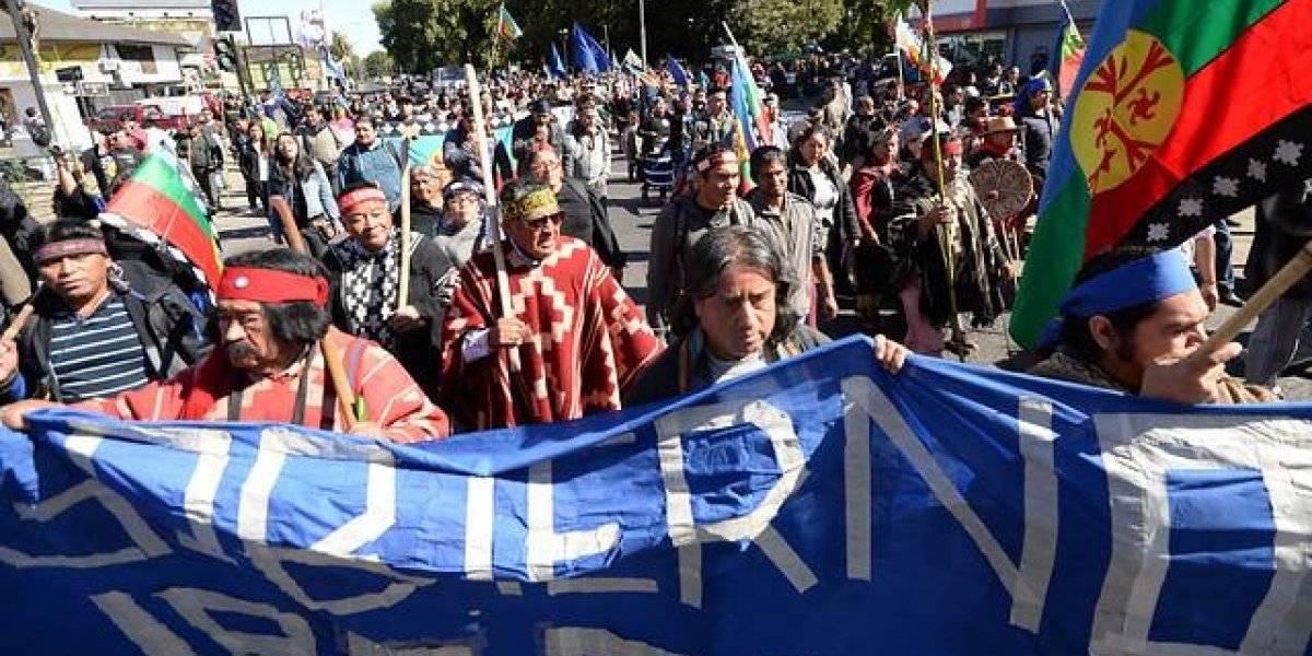 Comunidades mapuche pedirán que Michelle Bachelet visite Temucuicui