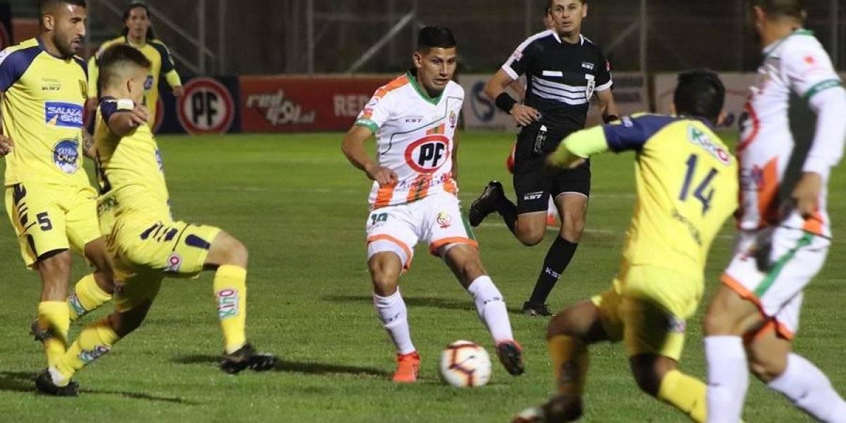 Increíble: La U quedó colista del Campeonato Nacional tras triunfo de Cobresal sobre la U. de Concepción