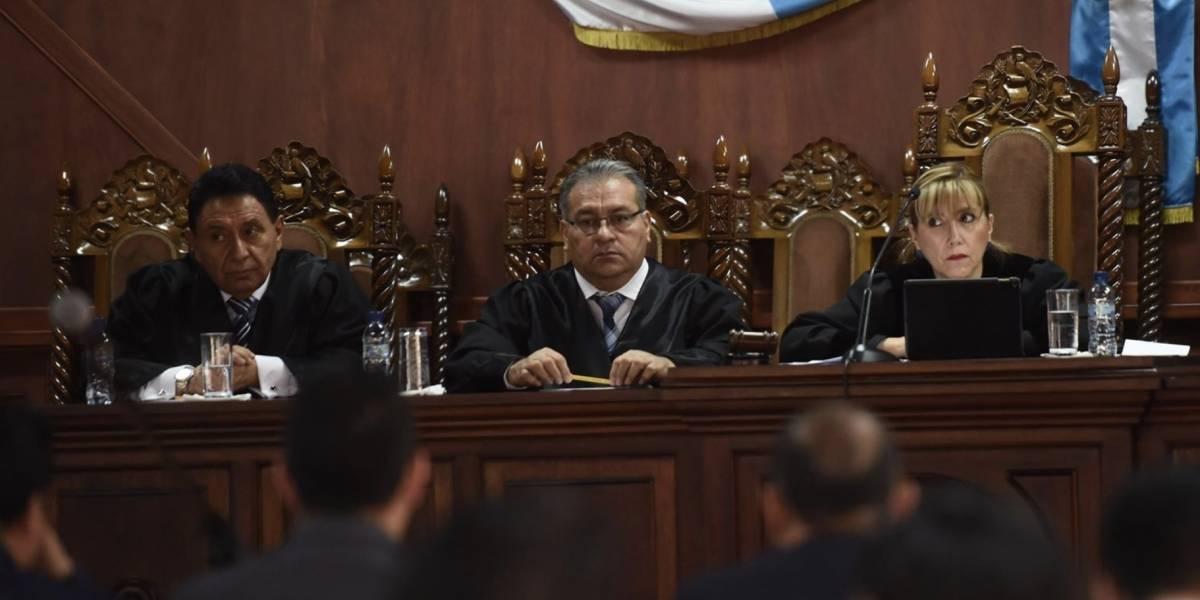 Presidente de la CC rechaza las declaraciones de Aldana por fallo adverso