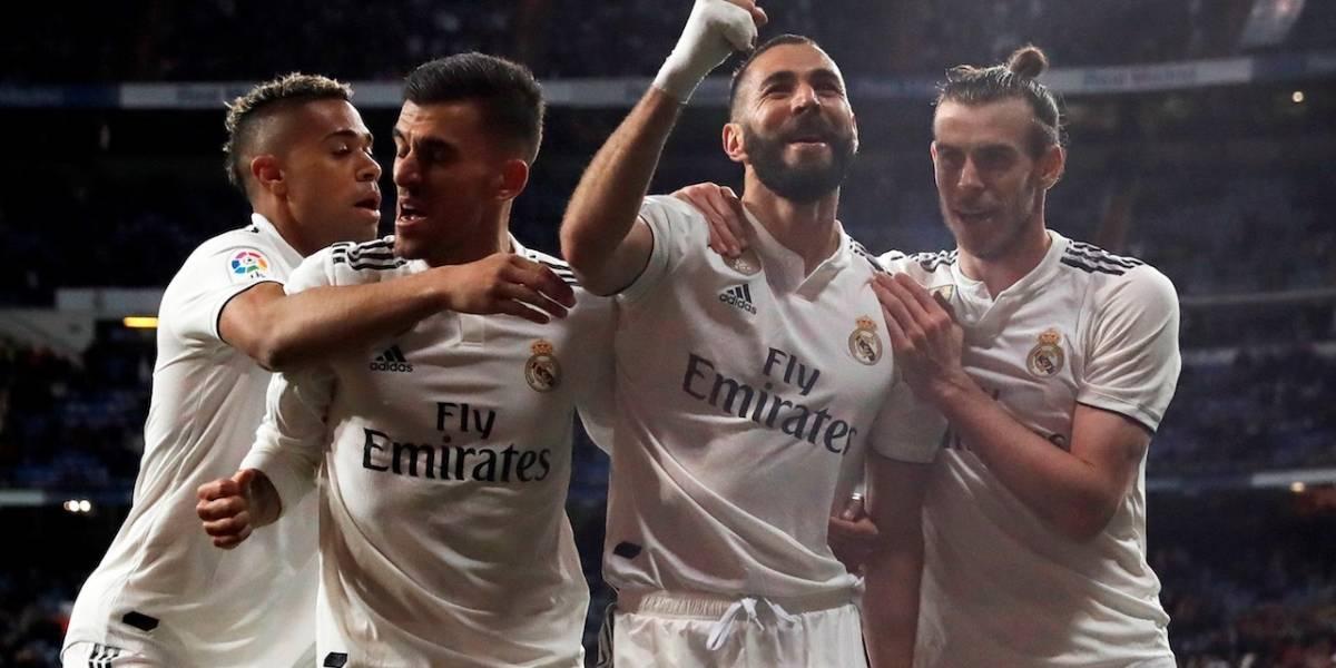 ¿Habrá sorpresa? Real Madrid visita al Leganés por La Liga