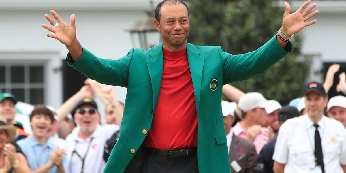 ¿Recuerdan a Tiger Woods? El golfista volvió a estar en boca de todos por lo que acaba de hacer