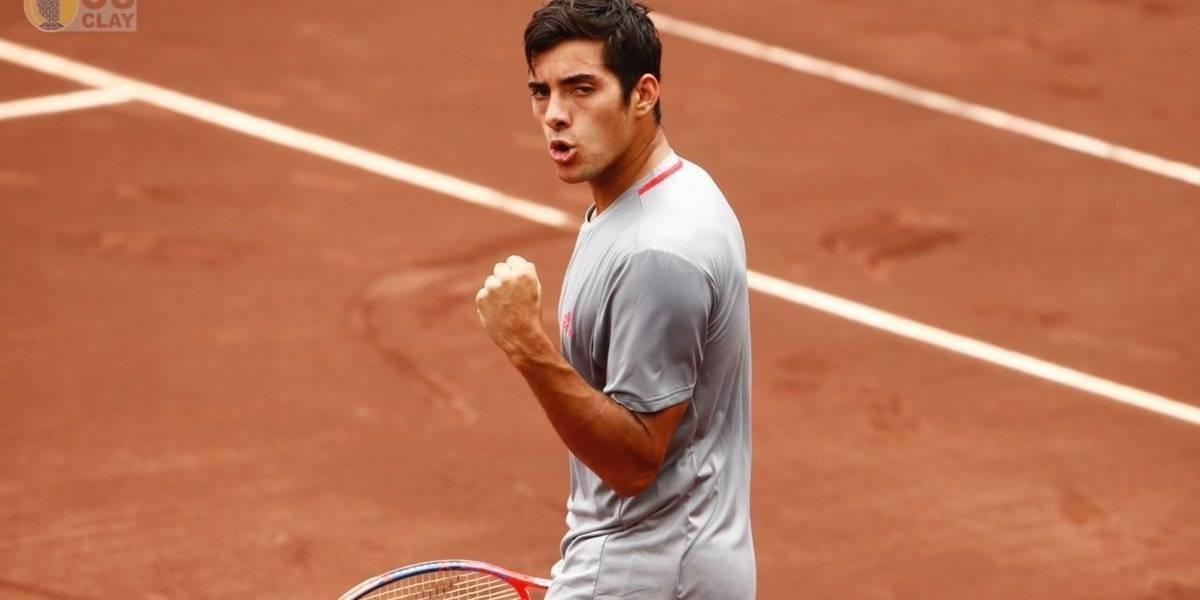 Nicolás Jarry debutará en el primer turno del ATP 250 de Estoril