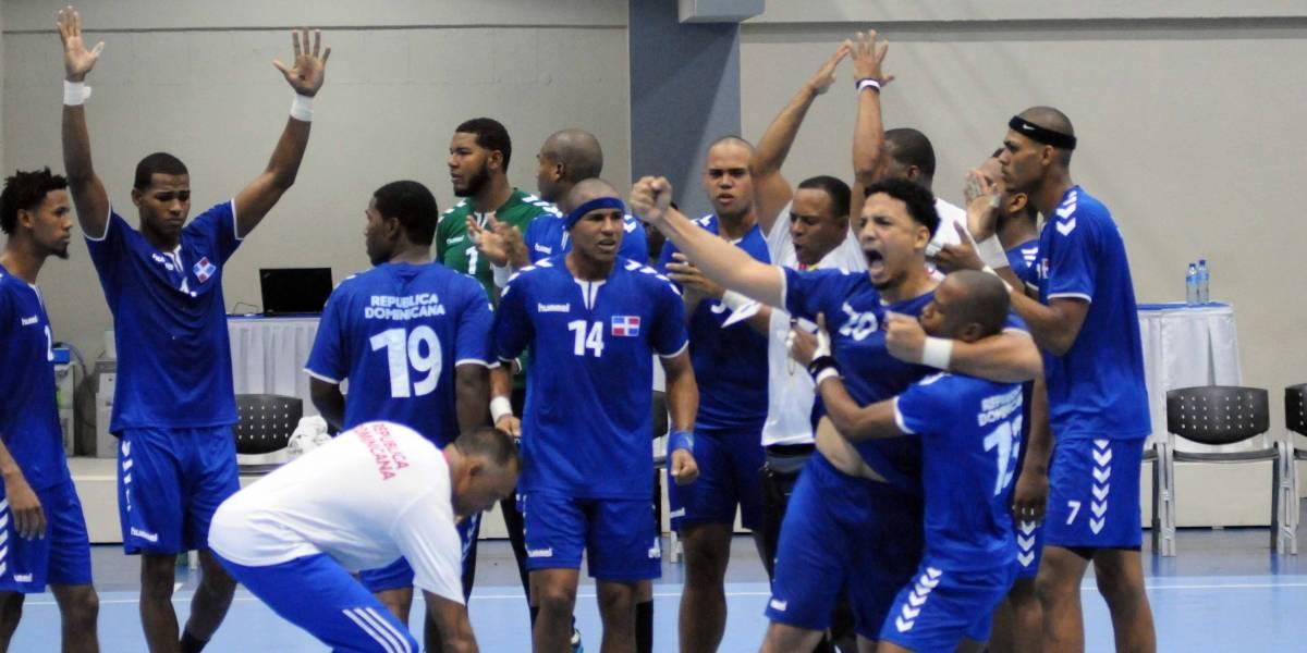 RD gana bronce en Balonmano al vencer a Puerto Rico