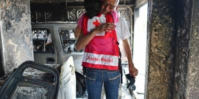 Cruz Roja Americana Capítulo de Puerto Rico