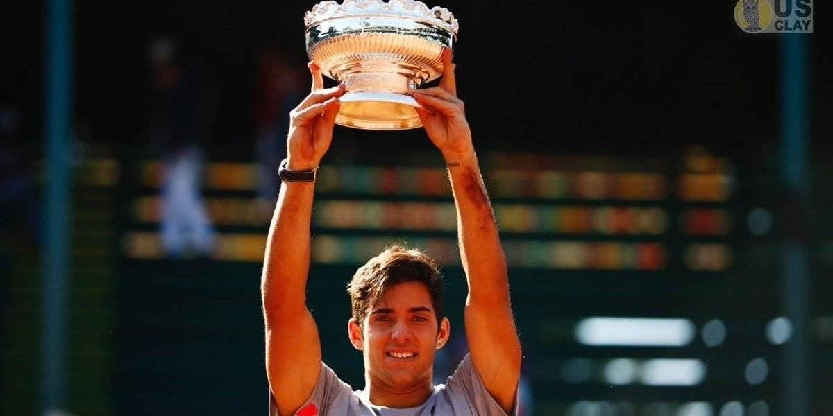 Christian Garín se coronó en el ATP de Houston y acabó con una década de sequía para el tenis chileno