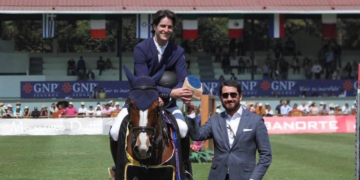 Mexicano Gonzalo Azcárraga triunfa en el GCT