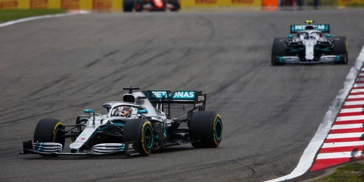 Lewis Hamilton gana la carrera 1.000 de la F-1 en China y pone todo en orden en el mundial