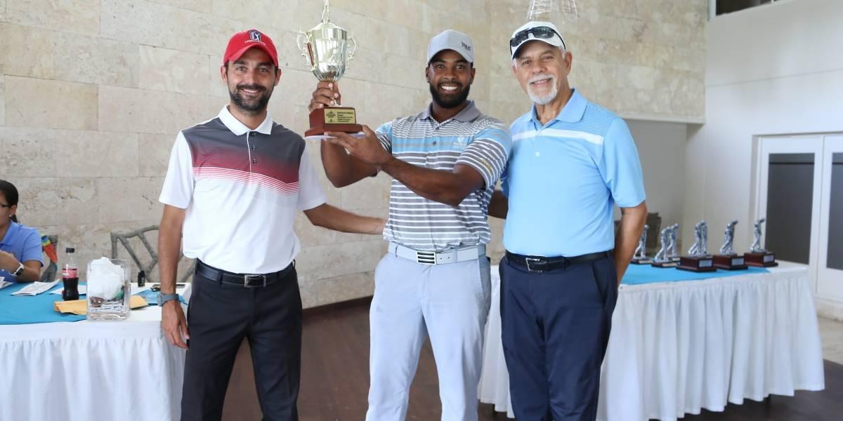 Mendoza gana 3ra Copa Playa Dorada Golf