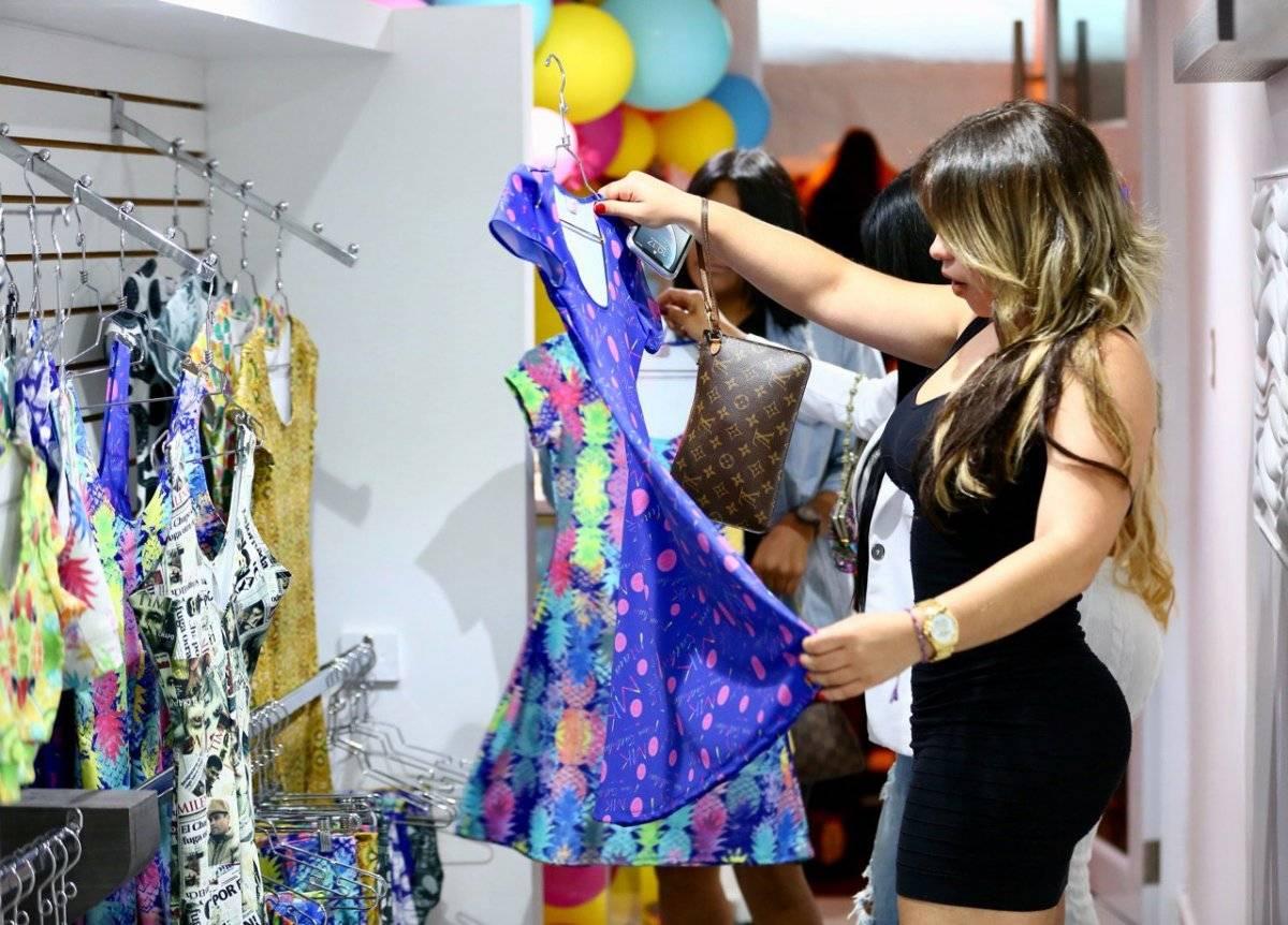 Foto: Así luce la boutique Maia Kathalina Sportware en Cupey Suministrada