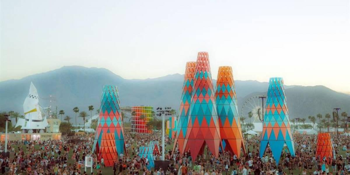 (Video) J Balvin impuso la ley del reguetón en Coachella con apoteósico concierto