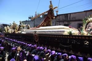 Jesús de los Milagros bendice nuevas calles y avenidas del Centro Histórico