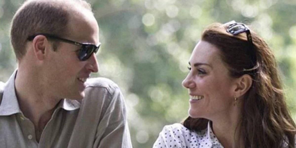 Kate Middleton y el príncipe William callan rumores de infidelidad con romántico paseo familiar