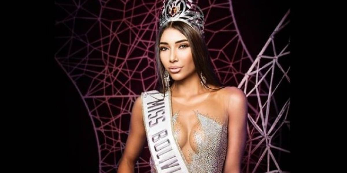 Esta es la polémica razón por la que le quitan la corona a Miss Bolivia