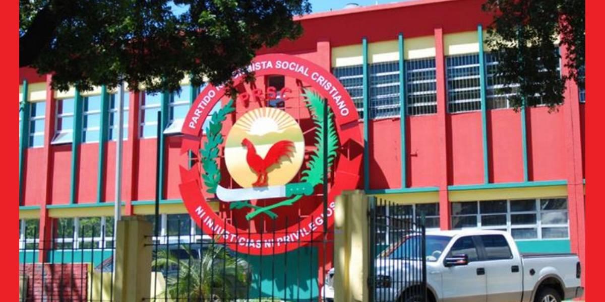 PRSC suspende actividades políticas con motivo de la Semana Santa