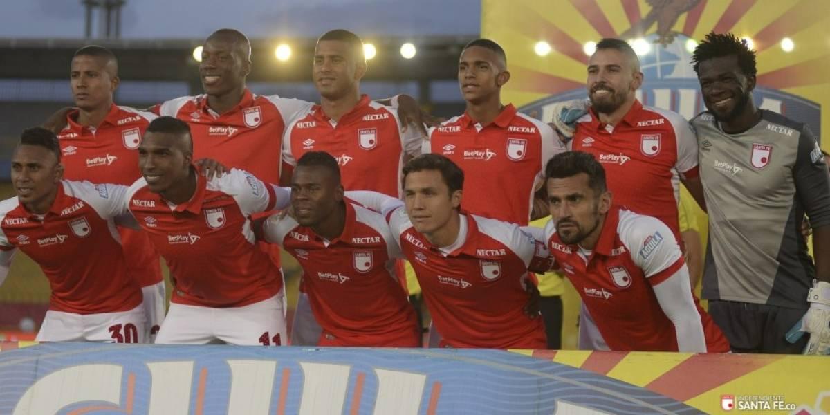 Confirmado el primer jugador que no continuará en Independiente Santa Fe