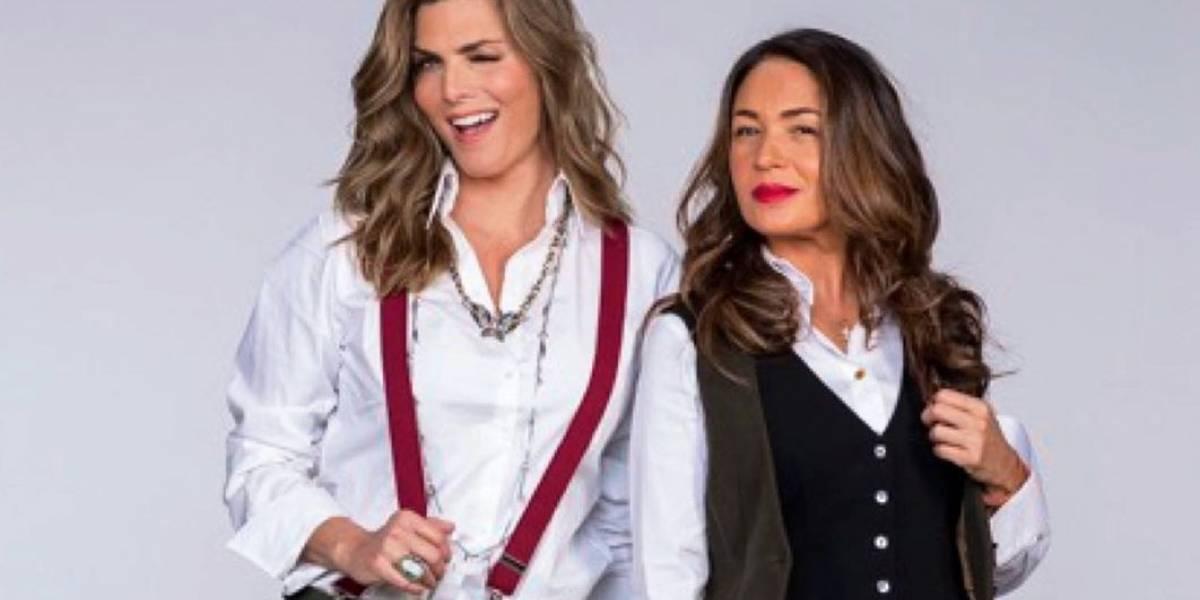 ¿Llegan a Tv Azteca? Yolanda y Montserrat causan polémica por esta imagen