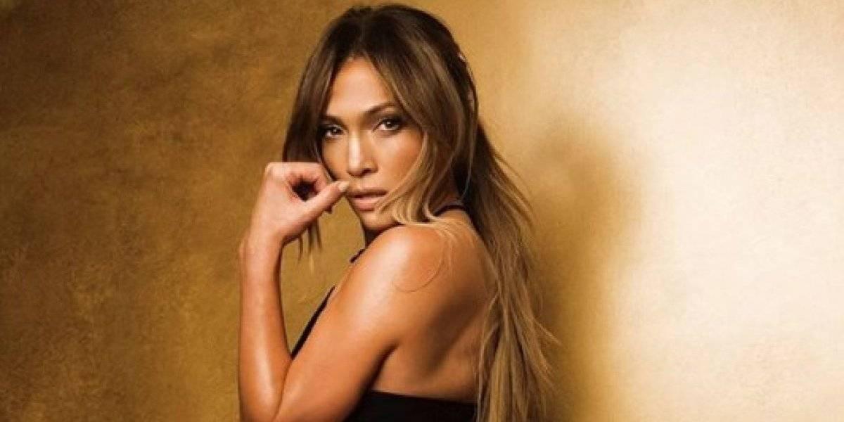 El vídeo que no viste de Jennifer Lopez imitando el baile de caderas de Shakira