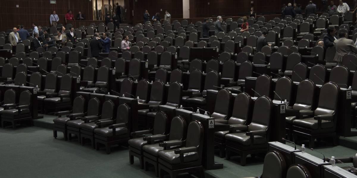 Diputados y Senadores disfrutarán de 'mega puente' por Semana Santa