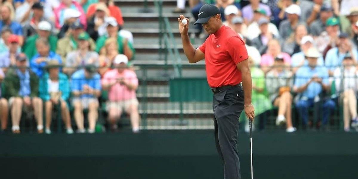 Tiger Woods vuelve a conquistar el Masters de Augusta