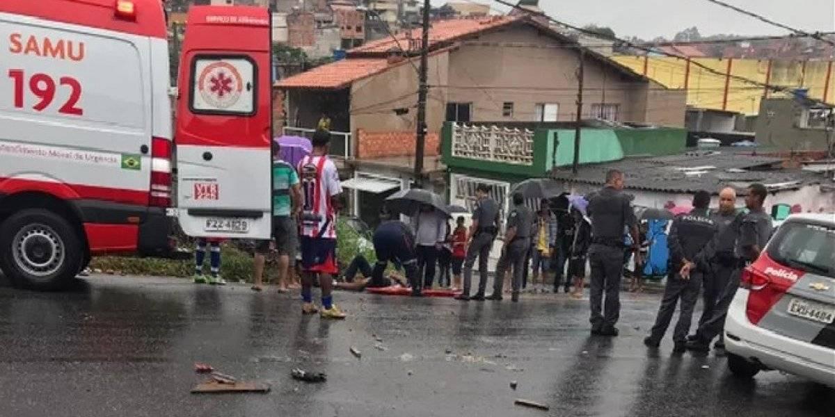 Briga entre torcedores do Corinthians e São Paulo em Ferraz de Vasconcelos deixa pelo menos 14 feridos