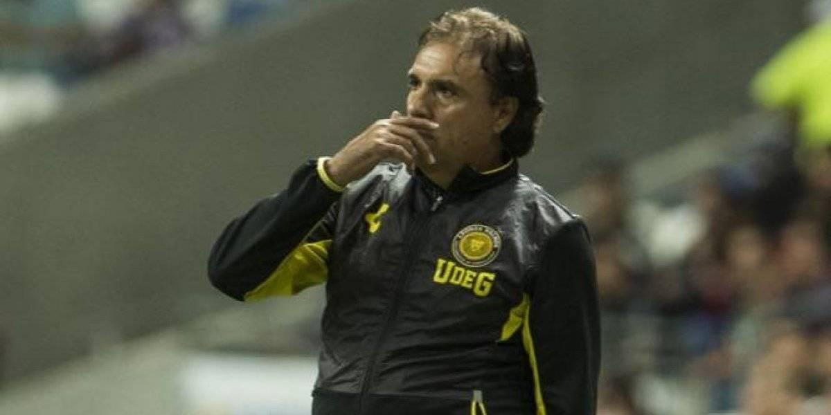 Leones Negros reconocen su fracaso en la Liga de Ascenso