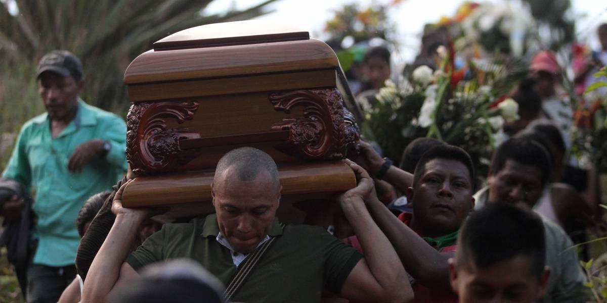 Capturan a hombre que habría ordenado el asesinato de un líder social en Tumaco