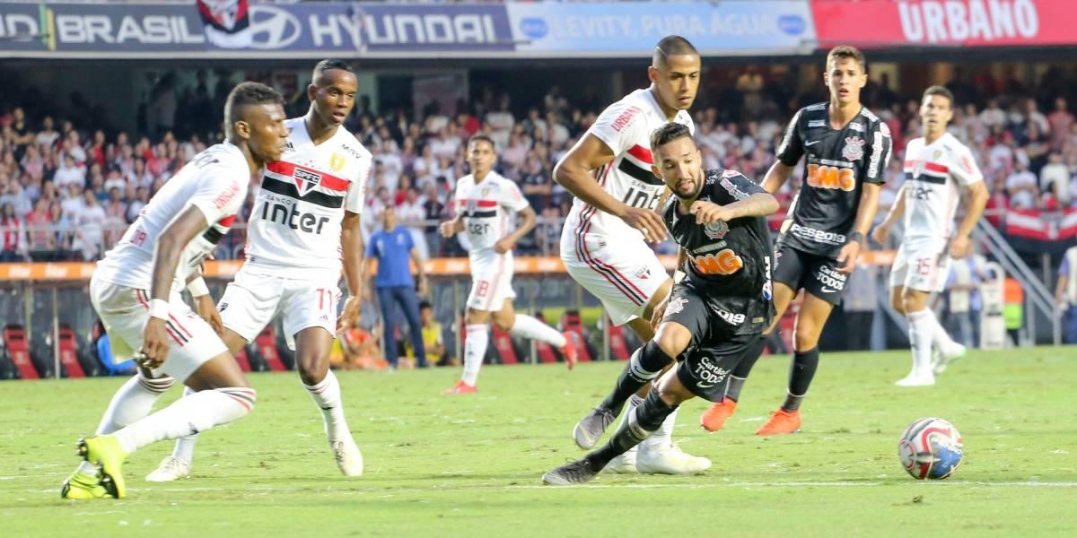 Campeonato Paulista: Corinthians e São Paulo encaram problemas no elenco para decisão no domingo