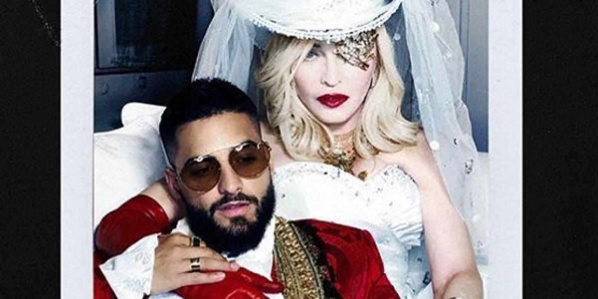 Madonna anuncia parceria com Maluma em novo álbum, 'Madame X'
