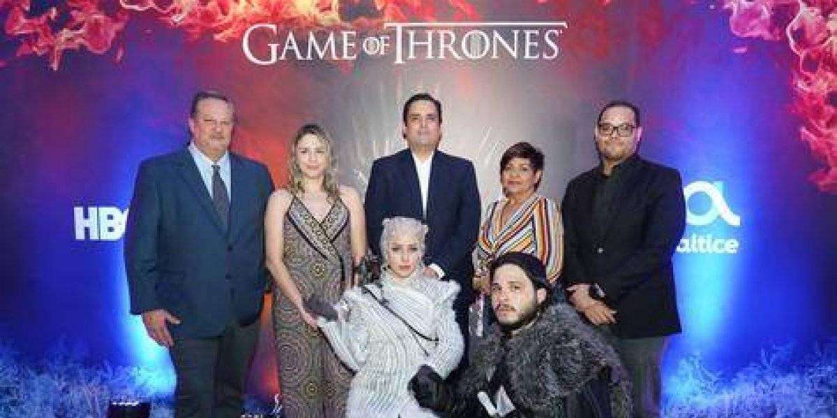 "Altice y HBO regalan experiencia ""Viewing Party de Game of Thrones"" a sus clientes"