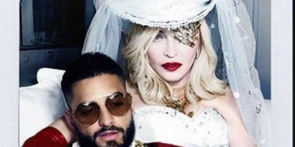 Medellín, la nueva canción de Madonna con Maluma