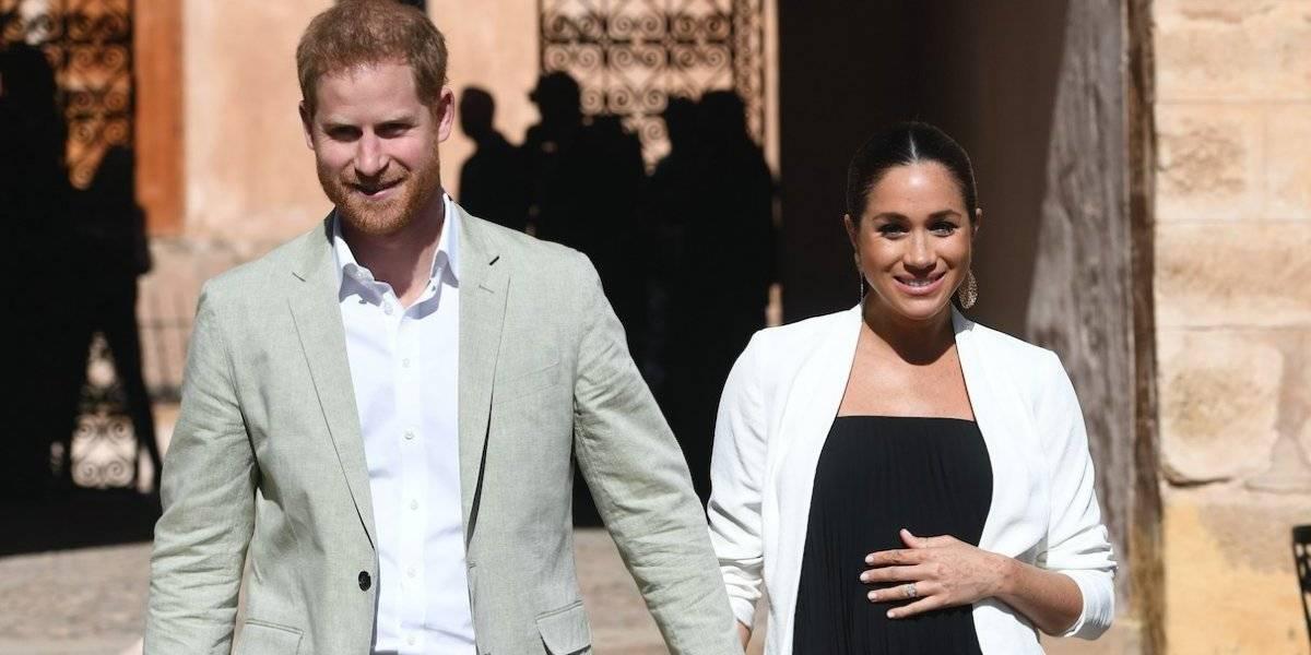 El curioso apodo que Meghan Markle y el príncipe Harry le colocaron a su bebé antes del nacimiento