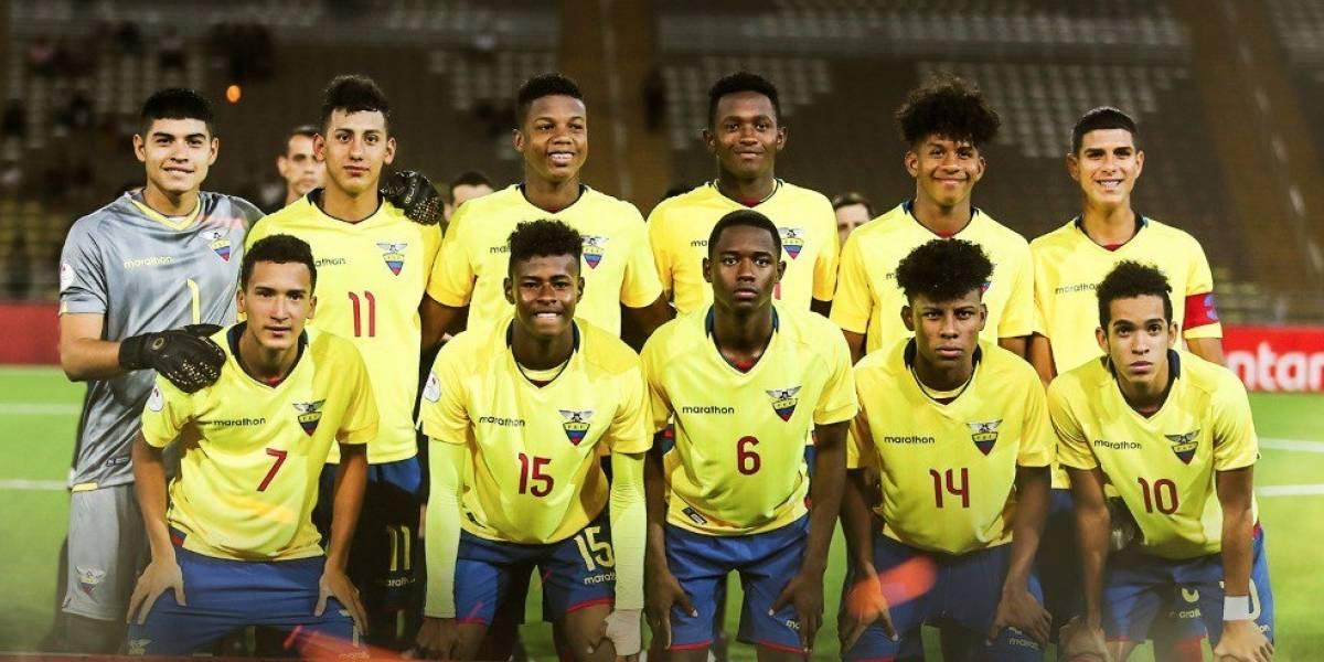 Sudamericano Sub 17: La reacción de Jorge Célico tras clasificación de la Mini-Tri al Mundial de Brasil