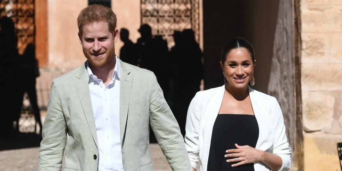 ¡Qué empiecen las apuestas! La competencia por el nombre del bebé de Meghan Markle y el Príncipe Harry