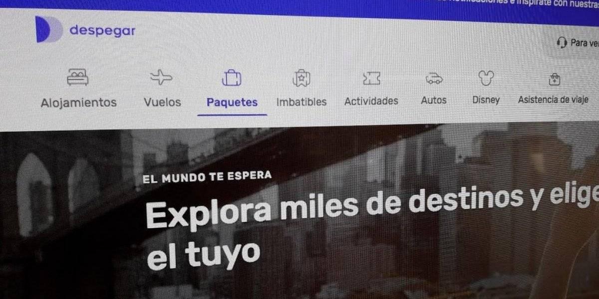 Despegar.com se quedó con Viajes Falabella por U$S 27 millones