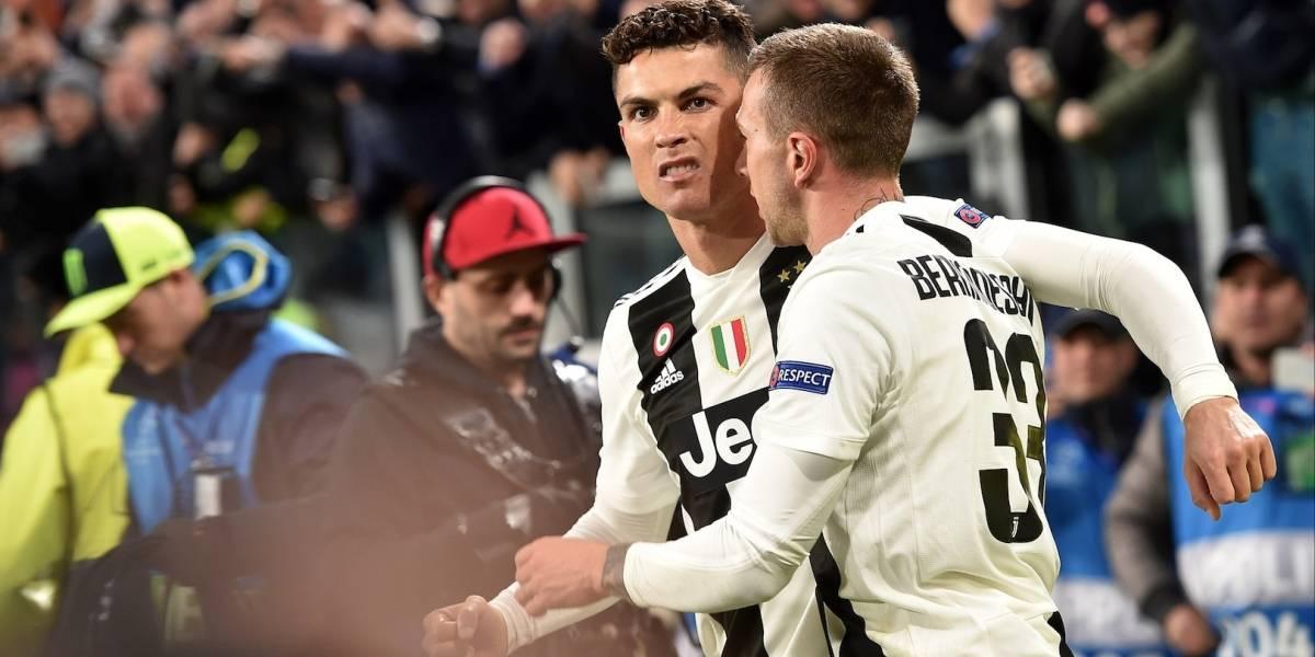 Juventus, comandada por Cristiano, no quiere sorpresas por parte del Ajax