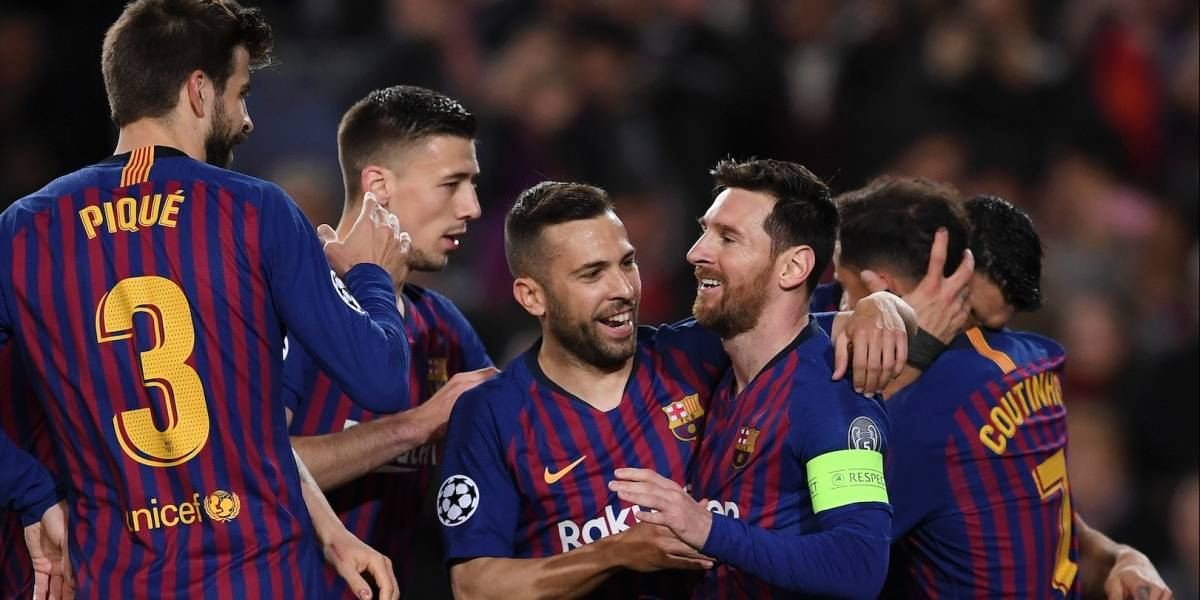 Barcelona y Messi, a confirmar su paso a 'semis' contra Manchester United