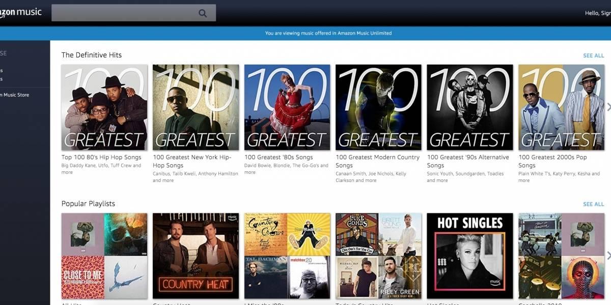 Amazon vai lançar streaming de música gratuito para concorrer com Spotify