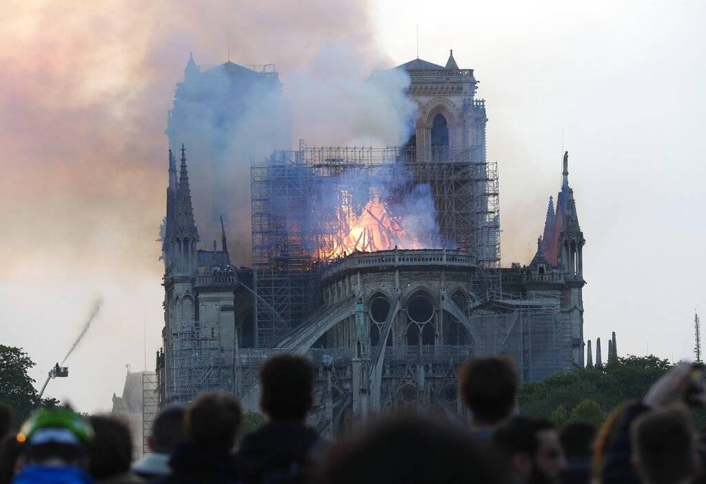 Catedral Notre Dame Foto: AP