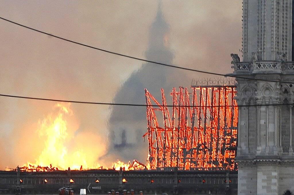 La pérdida por el legado cultural es incalculable. Foto: AP