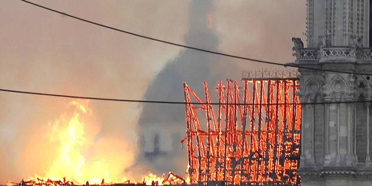 Grandes edificaciones que se han perdido entre las llamas