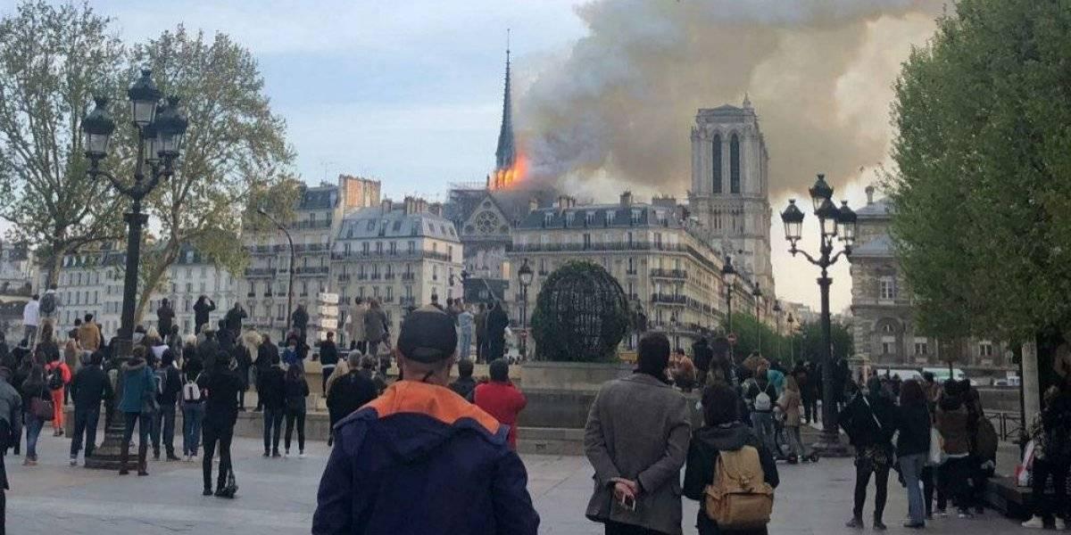 Catedral de Notre Dame, templo gótico más conocido del mundo