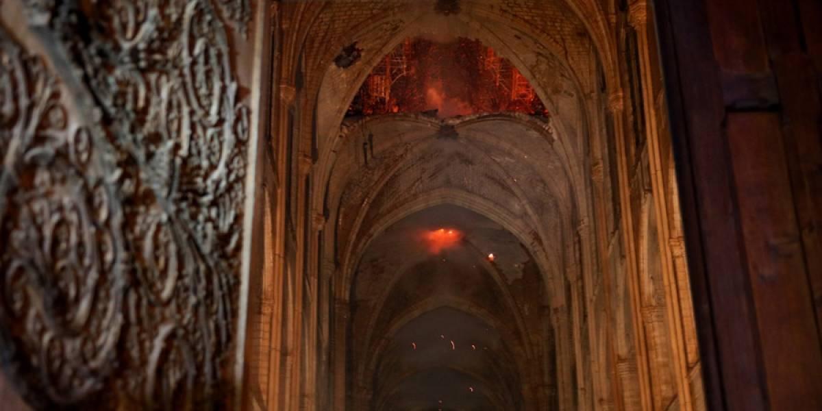 En medio de polémicas la reconstrucción de Notre Dame