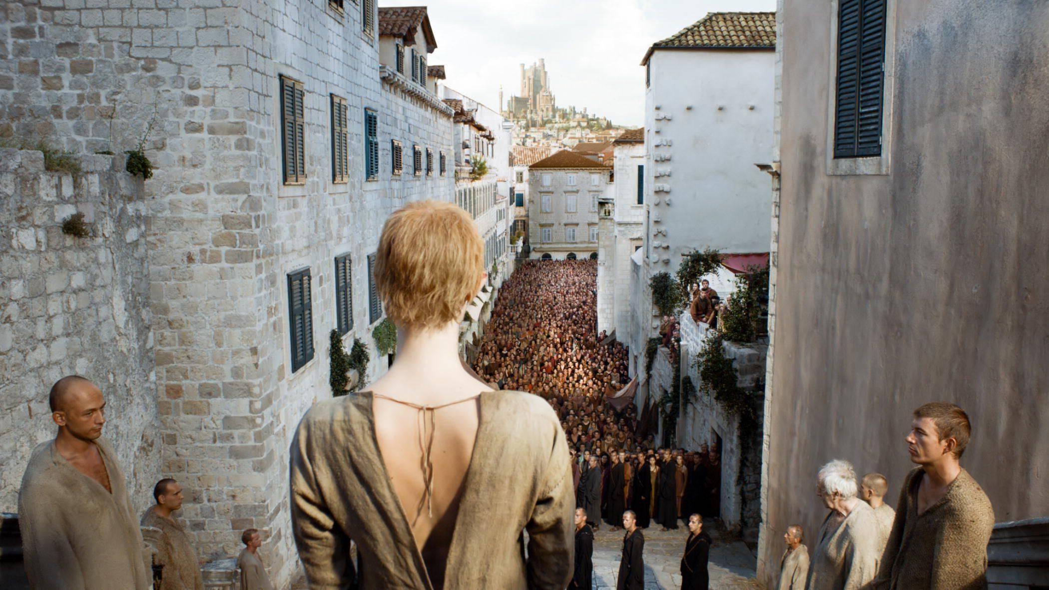 Lena Headey habló sobre su desnudo en Game of Thrones el cual causó polémica en su momento